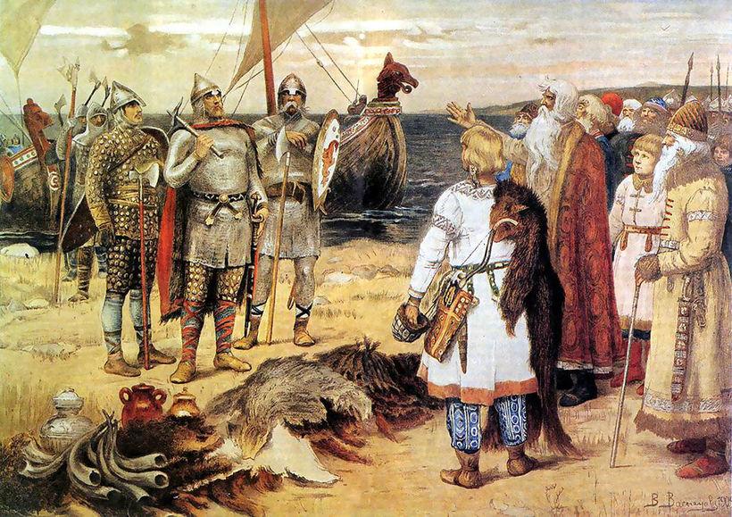 Возникла ли из ниоткуда: что было до появления Руси доказательства,загадки,история,спорные вопросы