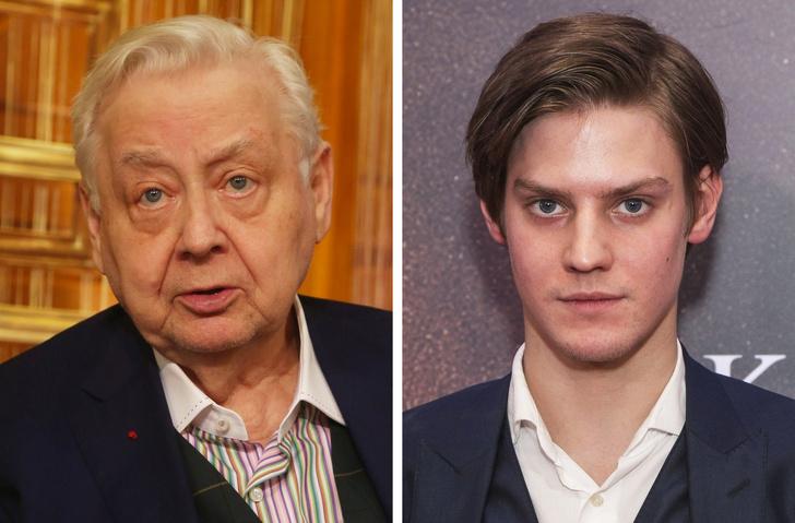 15 звезд, которые оказались детьми известных российских и советских актеров актеры и актрисы,дети и родители,знаменитости,интересное,кино,фотография
