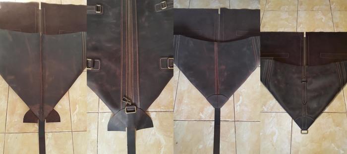 Дорожная сумка из кожи своими руками мастерская
