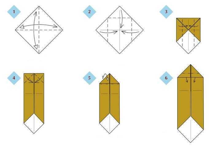 Как сделать из бумаги белку — 3 способа Рукоделие