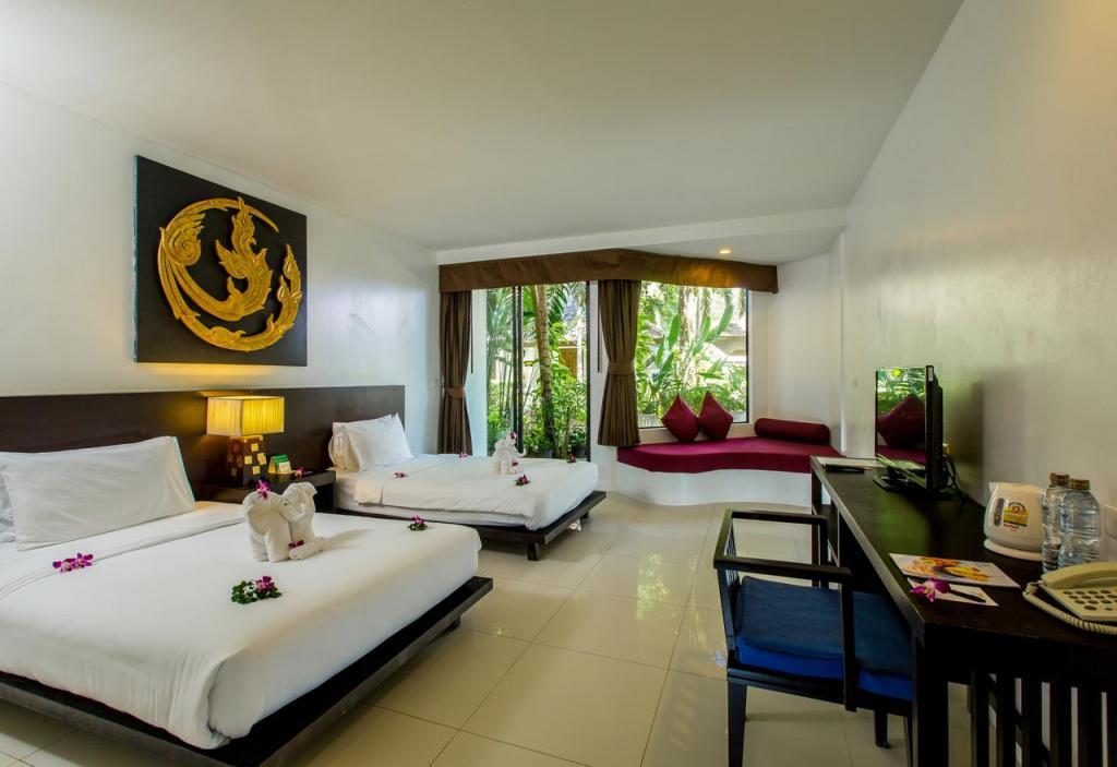 Отель NaiYang Beach Resort Phuket : фото с описанием, отзывы туристов путеествия, путешествие и отдых