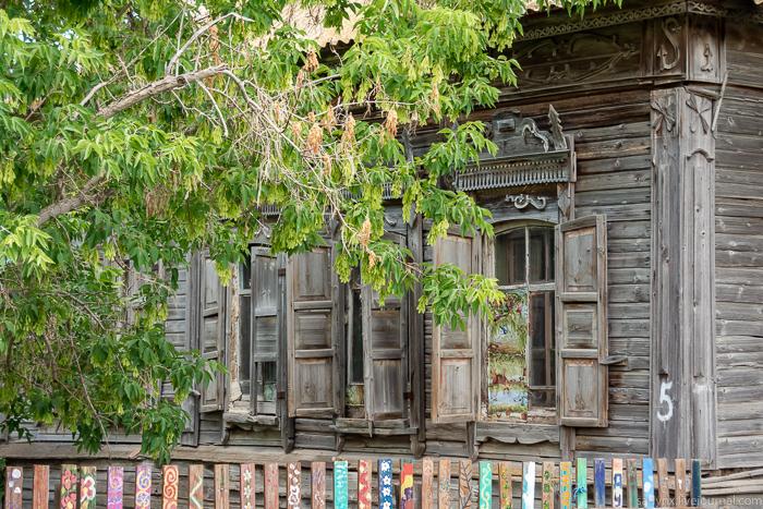 Дом со львом живопись