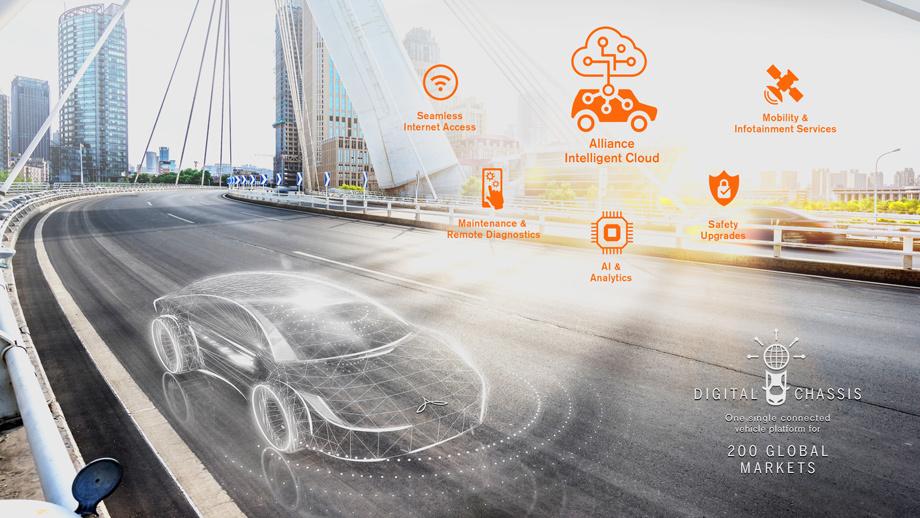 Альянс Renault-Nissan-Mitsubishi внедрит «облако» фирмы Microsoft авто,мото,техника, Авто и мото