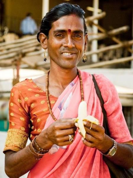 3 интересных факта о хиджрах — касте евнухов в Индии Интересное