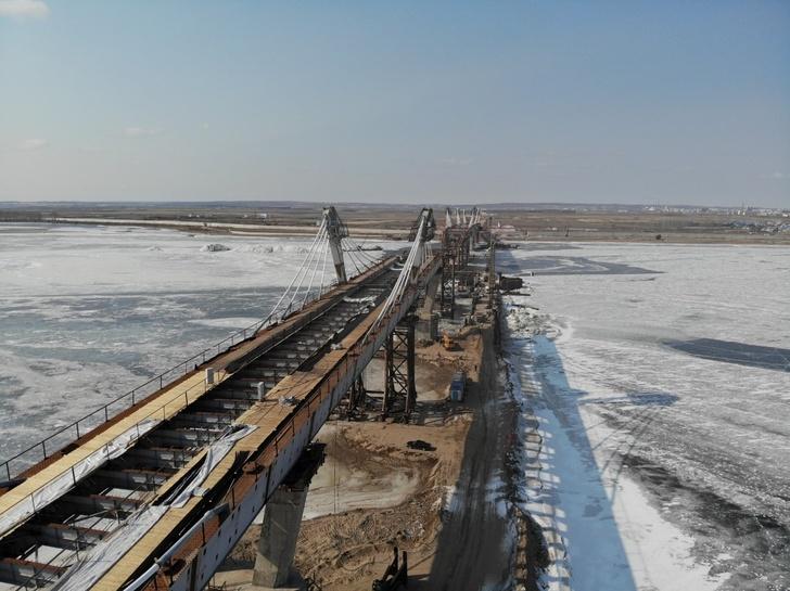 Строительство автомобильного моста через Амур события, Новости