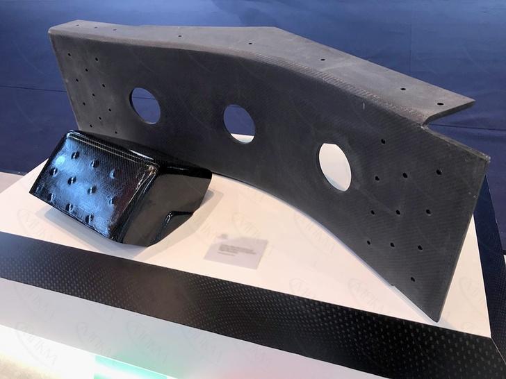 Во Франции были представлены новинки Нанотехнологического центра композитов события, Новости