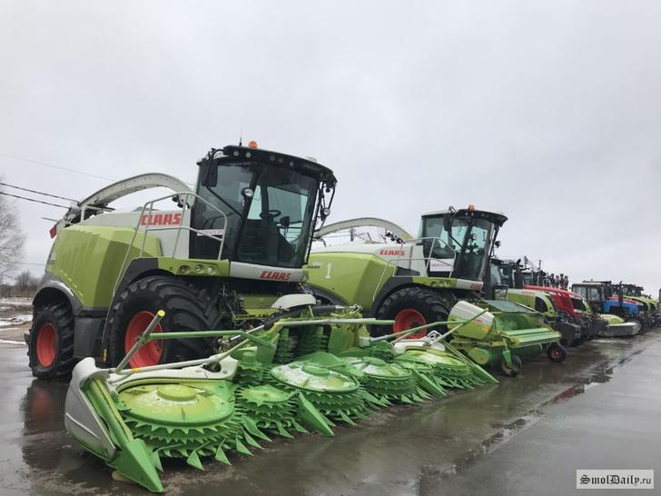 «Мираторг» ввёл в эксплуатацию производственную базу в Смоленской области события, Новости