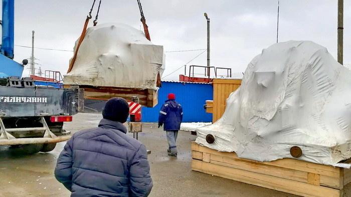 Русэлпром-ЛЭЗ изготовил гидрогенераторы для Усть-Джегутинской малой ГЭС события, Новости