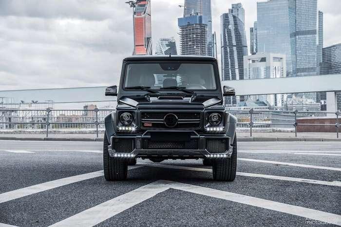 Mercedes-Benz G800   авто