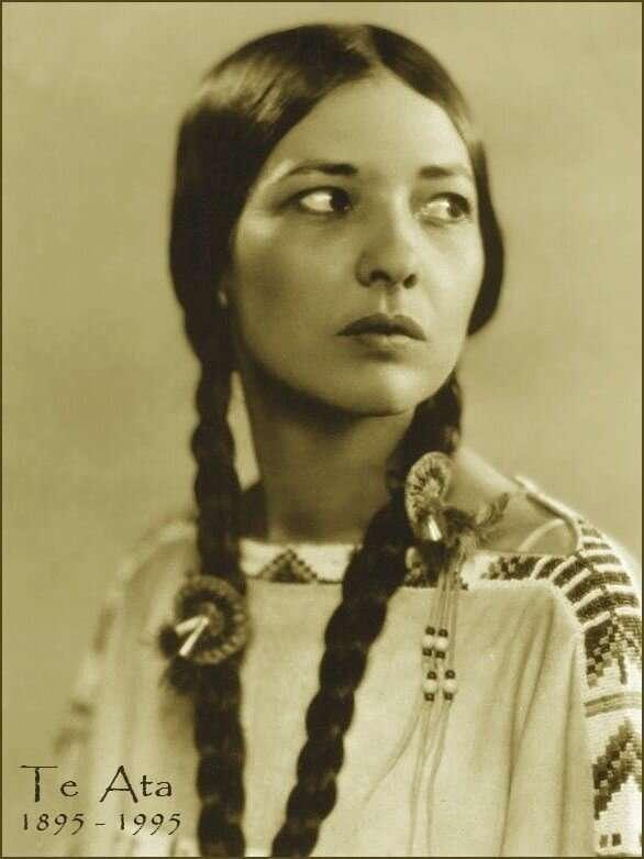 Истории 3 знаменитых, индейских женщин Интересное