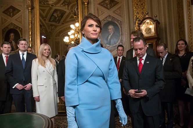 Иконы стиля - Мелания Трамп. Люблю её элегантный стиль и великолепный вкус иконы моды