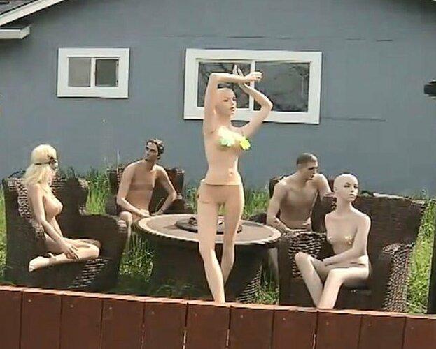 Отличный способ отомстить вредным соседям