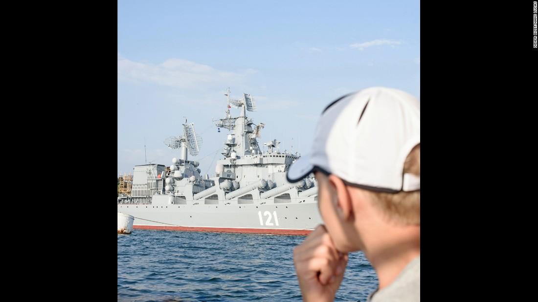 Отдых в Крыму глазами французского фотографа авиатур