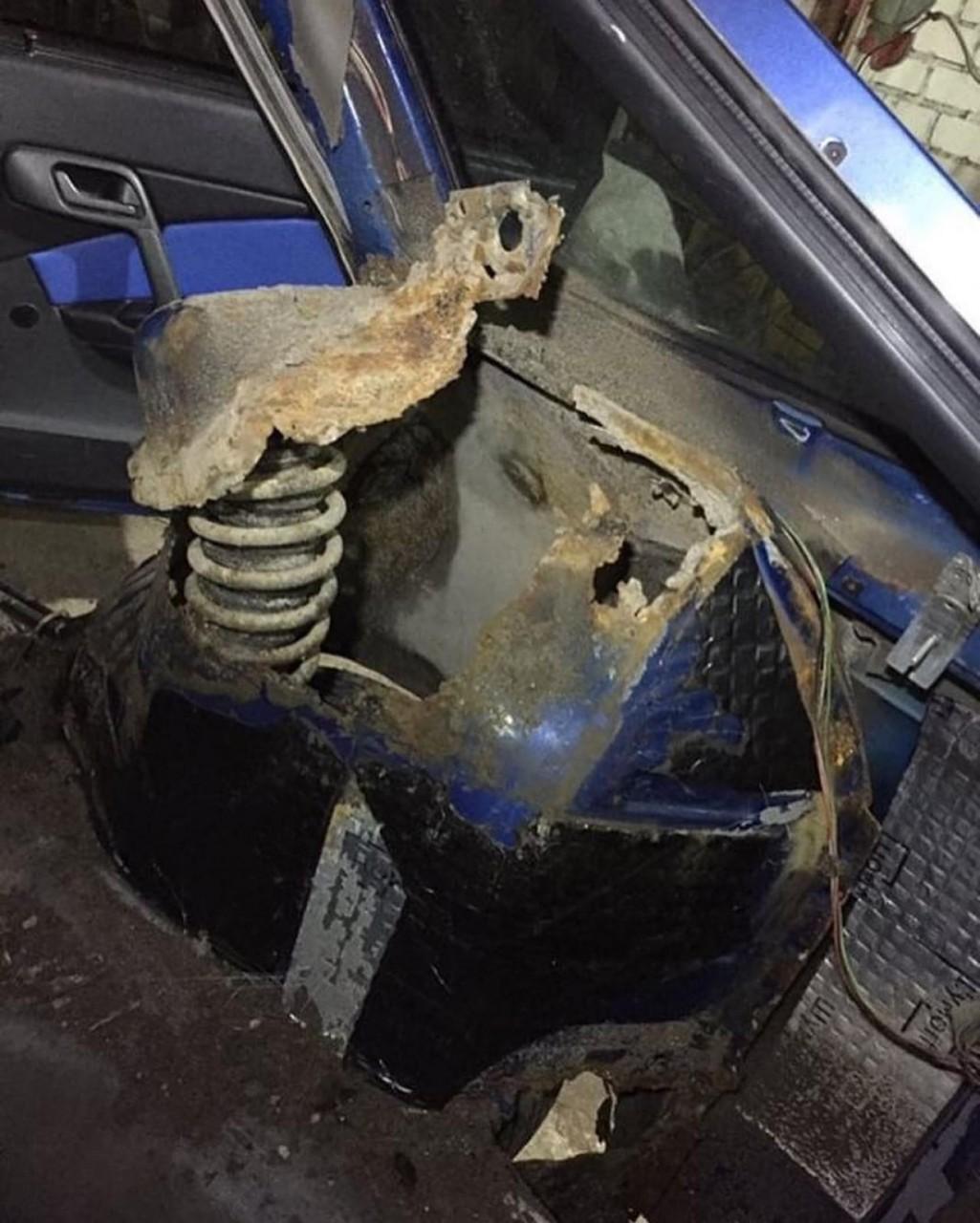 Проблема мокрого сиденья авто и мото