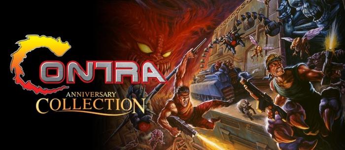 Konami выпускает три коллекции классики — с Contra, Castlevania и аркадами PS