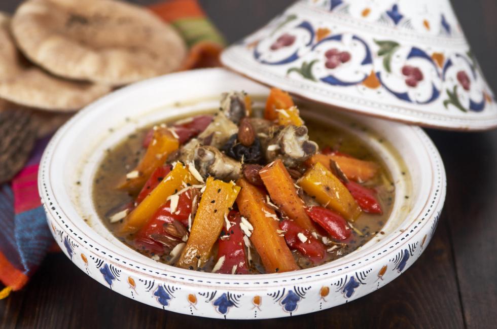 Что такое марокканский тажин и как в нём правильно готовить? еда,пища,рецепты, кулинария