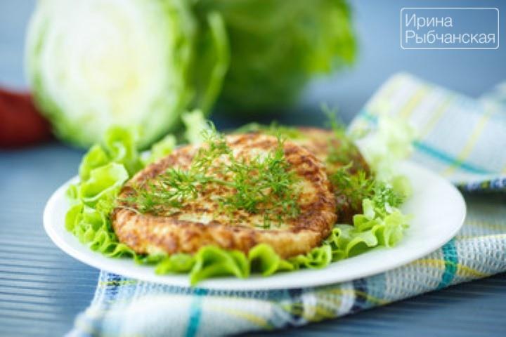Самый вкусный рецепт постных котлет из капусты — идеален для постящихся еда,пища,рецепты, капустные котлеты