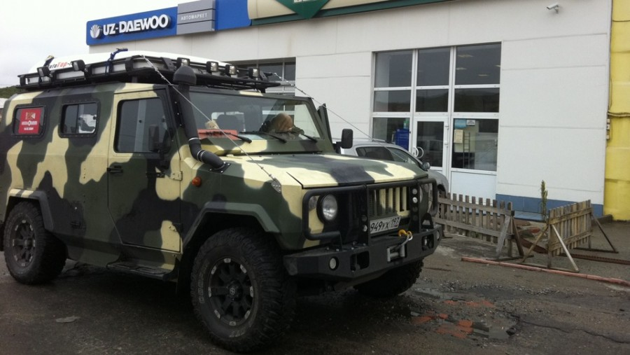 Чем планировали заменить УАЗы в армии вооружение
