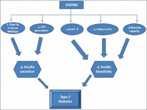 Статины провоцируют диабет 2 типа? болезни